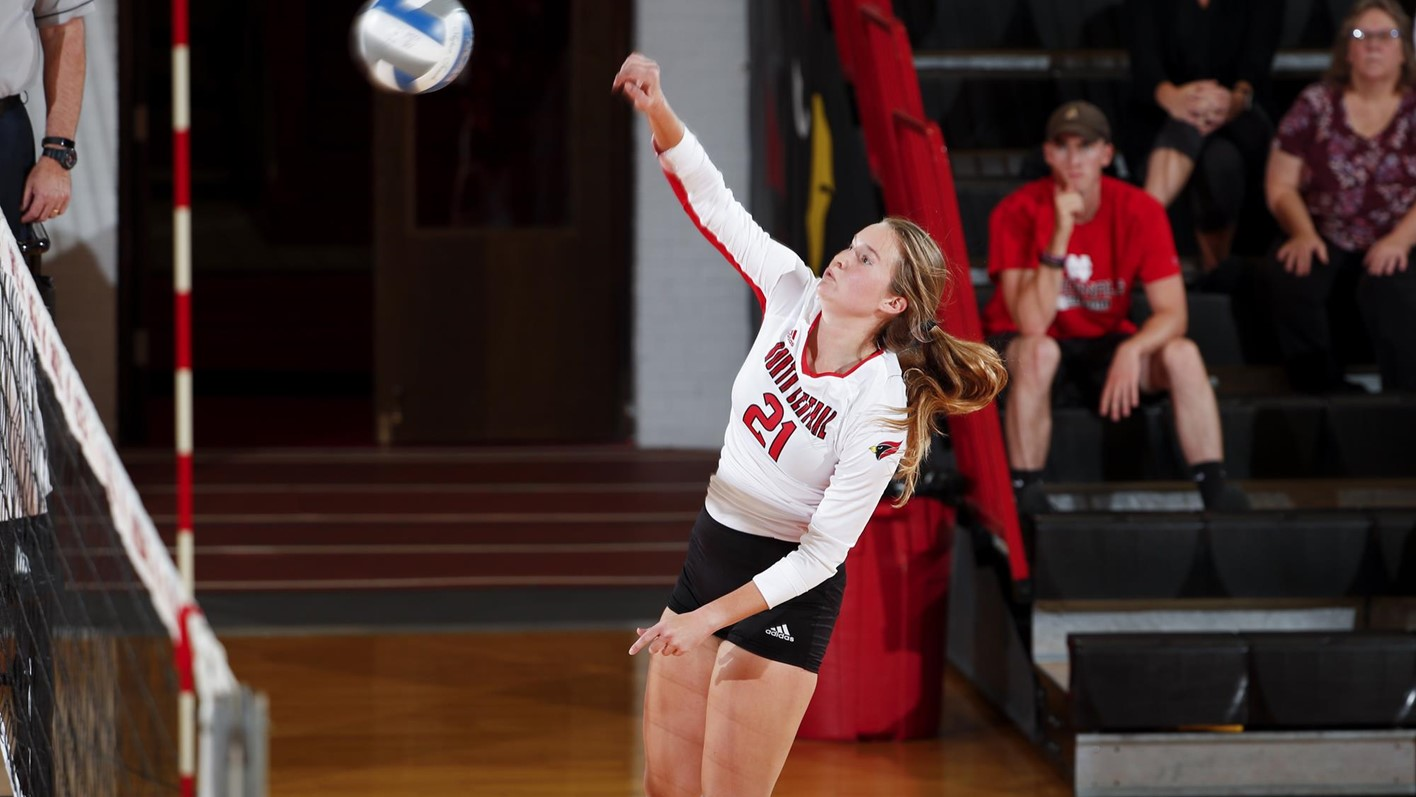 Women S Volleyball North Central College Athletics